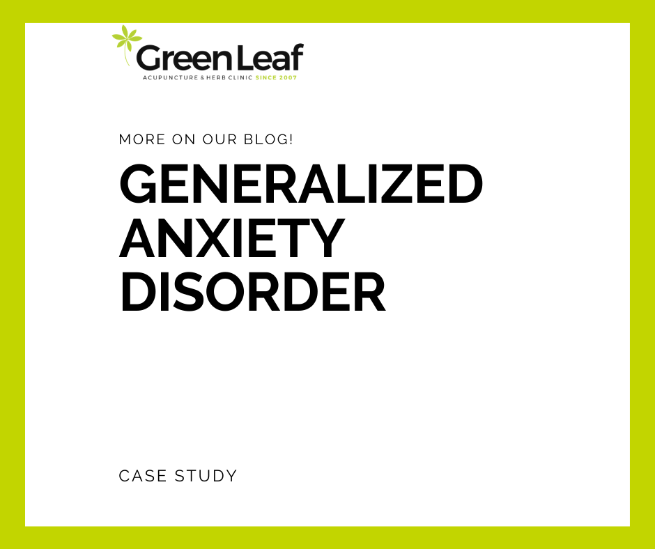 Greenleaf Clinic GAD