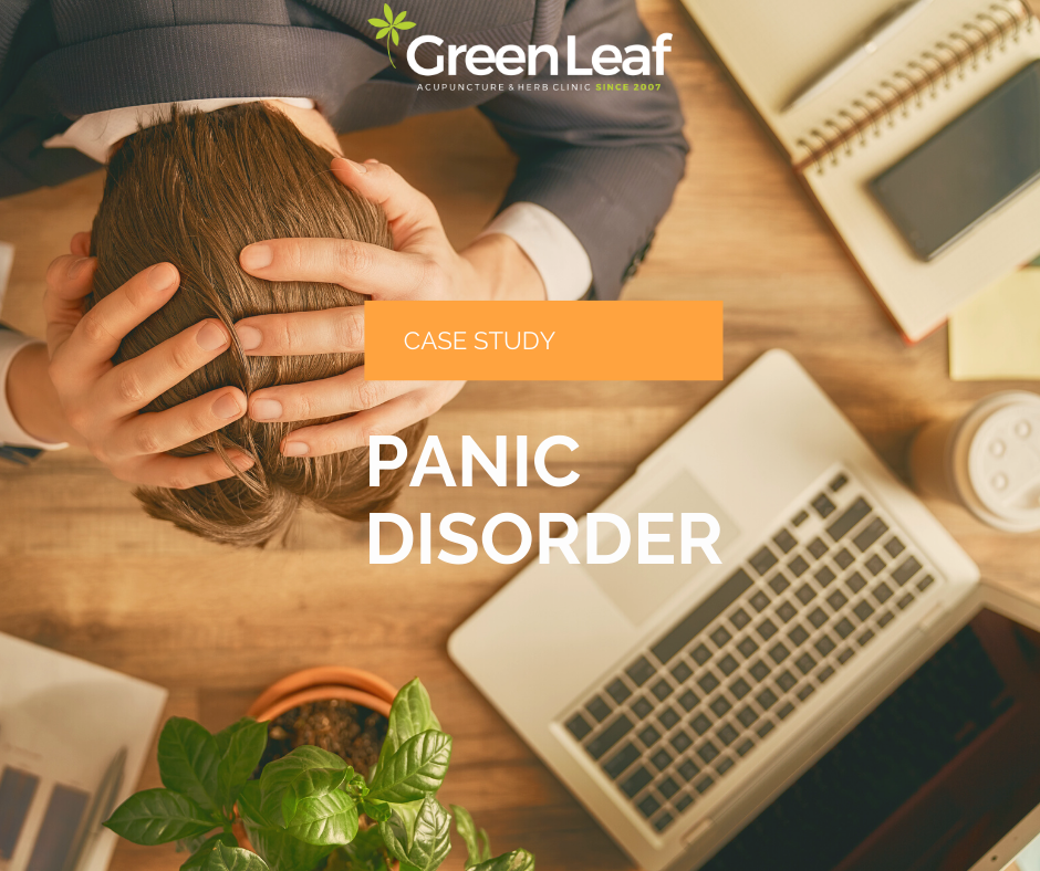Panic Disorder Treatment Symptoms Greenleaf Clinic